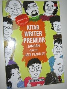 Menulis Buku Tidak lagi Menjadi Impian