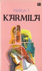 resensi novel karmila
